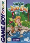 Legend of the River King 2 Game Boy Color cover