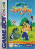 Legend of the River King GBC Game Boy Color cover