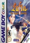 Lufia: The Legend Returns  cover