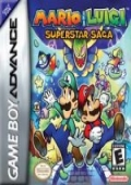 Mario & Luigi: Superstar Saga  cover