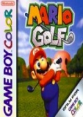 Mario Golf (Game Boy Color)  cover