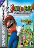 Mario Golf: Advance Tour  cover