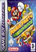 Mario Party Advance  cover