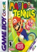 Mario Tennis (Game Boy Color)  cover