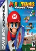 Mario Tennis: Power Tour  cover