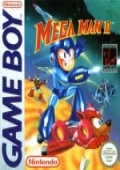 Mega Man 2 (Game Boy)  cover