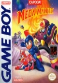 Mega Man 4 (Game Boy)  cover