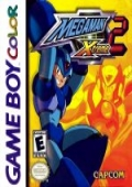 Mega Man Xtreme 2  cover
