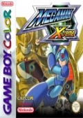 Mega Man Xtreme  cover