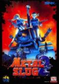 Metal Slug 2  cover
