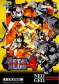 Metal Slug 4 box