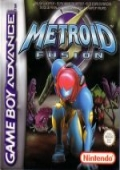 Metroid Fusion Game Boy Advance cover