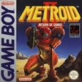 Metroid II: Return of Samus cover