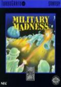 Military Madness  cover