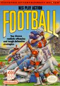 NES Play Action Football NES cover