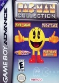 Pac-Man Collection Game Boy Advance cover