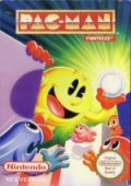 Pac-Man NES cover