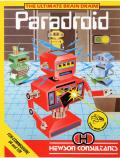 Paradroid Commodore 64 cover