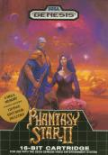 Phantasy Star 2  cover