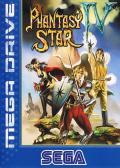 Phantasy Star 4: The End of the Millennium Genesis cover