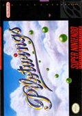 Pilotwings SNES cover