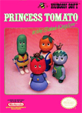 Princess Tomato in the Salad Kingdom  cover