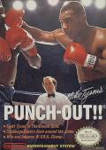 Punch Out NES cover