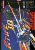 R-Type 3  cover