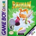 Rayman Game Boy Color cover