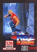 Real Bout Fatal Fury 2: The Newcomers NES cover