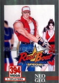 Real Bout Fatal Fury Special Neo-Geo cover