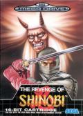 Revenge of Shinobi  cover