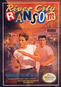 River City Ransom NES cover