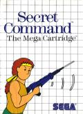 Secret Command Master System cover