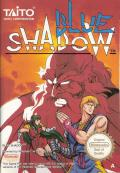 Shadow of the Ninja  cover