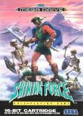 Shining Force Genesis cover