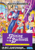 Shining in the Darkness Genesis cover