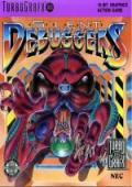 Silent Debuggers TurboGrafx-16 cover