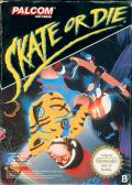 Skate or Die  cover