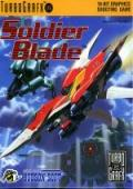 Soldier Blade TurboGrafx-16 cover