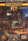 Solomon's Key (Arcade)  cover