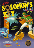 Solomon's Key  cover