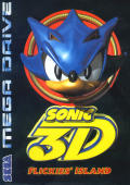 Sonic 3D: Flickies' Island  cover