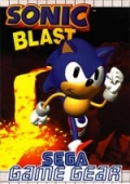 Sonic Blast Game Gear cover