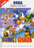 Sonic Chaos  cover