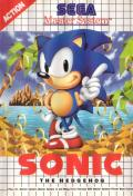 Sonic the Hedgehog (SMS)  cover