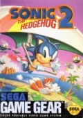 Sonic the Hedgehog 2 (GG) Game Gear cover