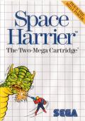 Space Harrier Master System cover