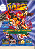 Spin Master Neo-Geo cover