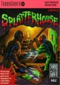 Splatterhouse  cover